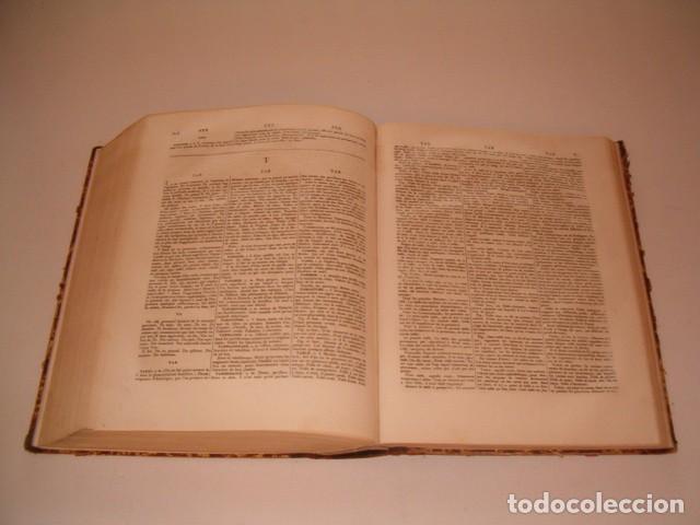 Diccionarios antiguos: INSTITUT DE FRENCE. Dictionnaire de L'Académie Française. Tome Second. RM80305. - Foto 4 - 85700152