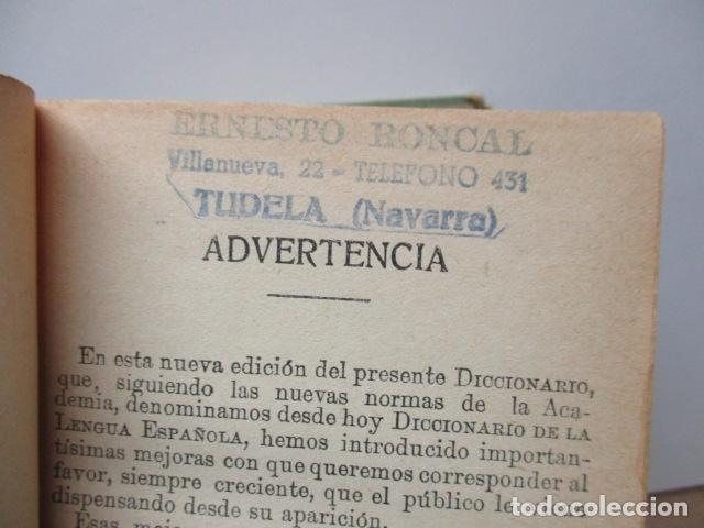 Diccionarios antiguos: DICCIONARIO DE LA LENGUA ESPAÑOLA - ATILANO RANCÉS 1937 - CON 800 GRABADOS - Foto 9 - 86066740