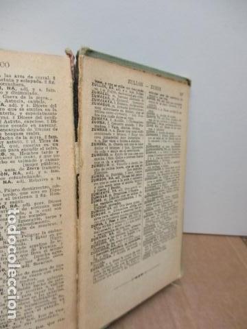 Diccionarios antiguos: DICCIONARIO DE LA LENGUA ESPAÑOLA - ATILANO RANCÉS 1937 - CON 800 GRABADOS - Foto 11 - 86066740