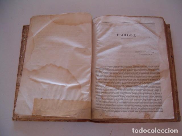Diccionarios antiguos: Diccionario Geográfico – Estadístico – Histórico de España.. Tomo 1. Aba-Alicante. RM80847. - Foto 3 - 86720152