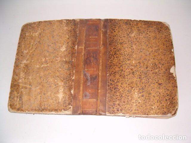 DICCIONARIO GEOGRÁFICO – ESTADÍSTICO – HISTÓRICO DE ESPAÑA.. TOMO IV. BAR-BUS. RM80848. . (Libros Antiguos, Raros y Curiosos - Diccionarios)