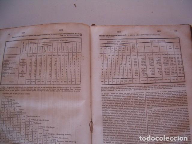 Diccionarios antiguos: Diccionario Geográfico – Estadístico – Histórico de España. Tomo VI. Cas-Córdoba. RM80849. - Foto 7 - 86721152