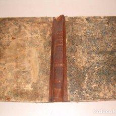 Diccionarios antiguos: DICCIONARIO GEOGRÁFICO – ESTADÍSTICO – HISTÓRICO DE ESPAÑA.TOMO IX. GUA-JUZ. RM80850. . Lote 86721220