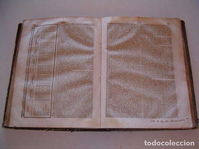 Diccionarios antiguos: Diccionario Geográfico – Estadístico – Histórico de España.Tomo IX. Gua-Juz. RM80850. - Foto 6 - 86721220