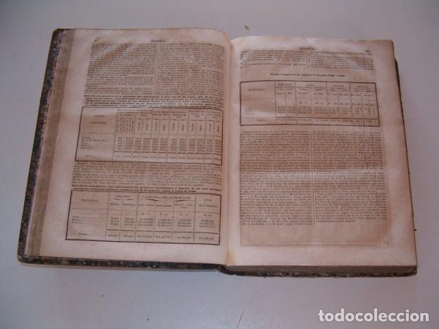 Diccionarios antiguos: Diccionario Geográfico – Estadístico – Histórico de España. Tomo XIV. Sea-Toledo. RM80853. - Foto 3 - 86721468