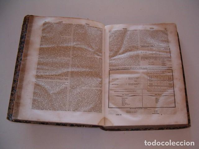 Diccionarios antiguos: Diccionario Geográfico – Estadístico – Histórico de España. Tomo XV. Tol-Vet. RM80854. - Foto 3 - 86721524