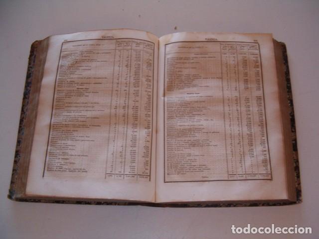 Diccionarios antiguos: Diccionario Geográfico – Estadístico – Histórico de España. Tomo XV. Tol-Vet. RM80854. - Foto 4 - 86721524