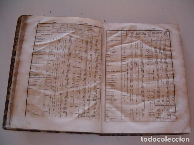 Diccionarios antiguos: Diccionario Geográfico – Estadístico – Histórico de España. Tomo XVI. Via-Zuz. RM80855. - Foto 5 - 86721576