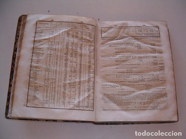 Diccionarios antiguos: Diccionario Geográfico – Estadístico – Histórico de España. Tomo XVI. Via-Zuz. RM80855. - Foto 6 - 86721576