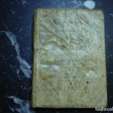 Diccionarios antiguos: THESAURUS ESPANO-LATINUS VALERIANO REQUEJO 1843 GERUNDAE. Lote 88815804