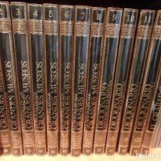 Diccionarios antiguos: ENCICLOPEDIA DE LA PINTURA EN LOS GRANDES MUSEOS. Lote 90458069