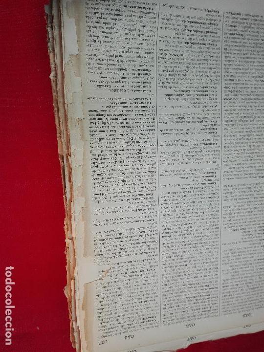 Diccionarios antiguos: DICCIONARIO DE LA LENGUA CASTELLANA POR LA REAL ACADEMIA ESPAÑOLA - DECIMATERCIA EDICIÓN - 1899 - - Foto 5 - 90522410