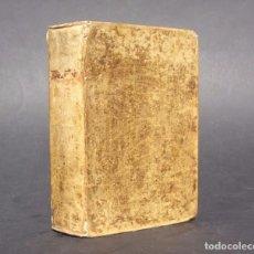Diccionarios antiguos: 1825 NUEVO DICCIONARIO PORTATIL ESPAÑOL-FRANCES - PERGAMINO. Lote 91125745