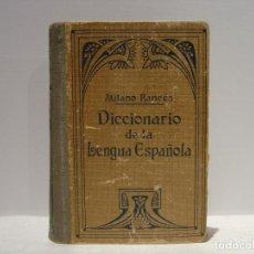 Diccionarios antiguos: DICCIONARIO DE LA LENGUA ESPAÑOLA ATILANO RANCÉS - RAMÓN SOPENA 1941. Lote 93972405