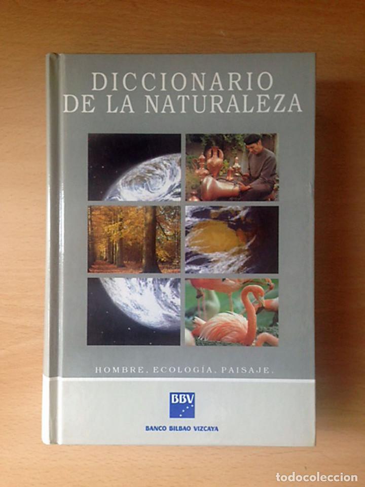 DICCIONARIO DE LA NATURALEZA - ESPASA-CALPE - 1993 (Libros Antiguos, Raros y Curiosos - Diccionarios)