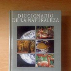 Diccionarios antiguos: DICCIONARIO DE LA NATURALEZA - ESPASA-CALPE - 1993. Lote 94409706