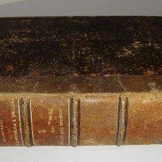 Diccionarios antiguos: DICCIONARIO DE LA LENGUA ESPAÑOLA E INGLESA. NEUMAN Y BARETTI. TOMO II.. Lote 95081519