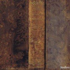 Diccionarios antiguos: DICCIONARIO CASTELLANO-CATALÁN CON UNA COLECCIÓN DE 1670 REFRANES - MAGÍN FERRER -1847. Lote 95616831