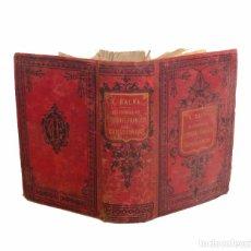 Diccionarios antiguos: 1896 - VICENTE SALVA - NUEVO DICCIONARIO FRANCÉS-ESPAÑOL Y ESPAÑOL-FRANCÉS -LIBRO ANTIGUO SIGLO XIX. Lote 95934983