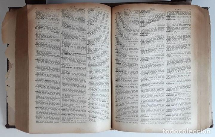 Diccionarios antiguos: DICCIONARIO DE LA LENGUA ESPAÑOLA. JOSÉ ALEMANY. EDITOR RAMÓN SOPENA. 1917. - Foto 4 - 98438927