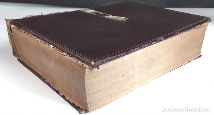 Diccionarios antiguos: DICCIONARIO DE LA LENGUA ESPAÑOLA. JOSÉ ALEMANY. EDITOR RAMÓN SOPENA. 1917. - Foto 6 - 98438927