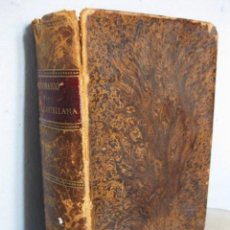 Diccionarios antiguos: NUEVO DICCIONARIO DE LA LENGUA CASTELLANA DEL SIGLO XIX, AÑO 1880. ESPAÑOLA ESPAÑOL ANT. Lote 98612931