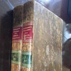 Diccionarios antiguos: DICCIONARIO ENCICLOPÉDICO DE LA LENGUA ESPAÑOLA. Lote 98704203