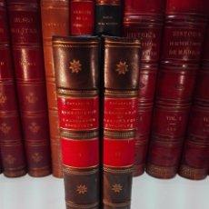 Diccionarios antiguos: MUY INTERESANTE DICCIONARIO BIOGRÁFICO Y BIBLIOGRÁFICO DE CALÍGRAFOS ESPAÑOLES - TOMOS I Y II-1913 -. Lote 100461723
