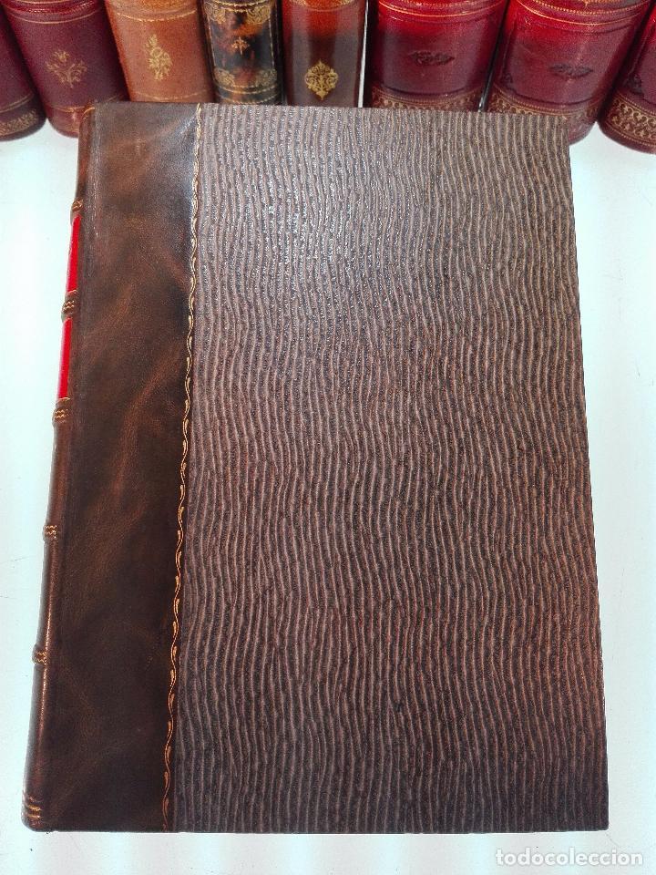 Diccionarios antiguos: MUY INTERESANTE DICCIONARIO BIOGRÁFICO Y BIBLIOGRÁFICO DE CALÍGRAFOS ESPAÑOLES - TOMOS I Y II-1913 - - Foto 2 - 100461723