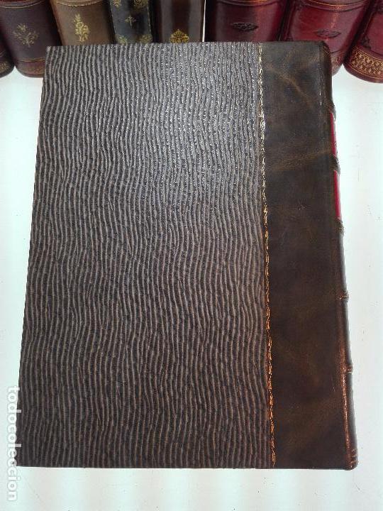 Diccionarios antiguos: MUY INTERESANTE DICCIONARIO BIOGRÁFICO Y BIBLIOGRÁFICO DE CALÍGRAFOS ESPAÑOLES - TOMOS I Y II-1913 - - Foto 10 - 100461723