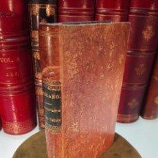 Diccionarios antiguos: NUEVO DICCIONARIO MANUAL ESPAÑOL-TAGALO - DON ROSALIO SERRANO - MANILA - 1872 - . Lote 101274251
