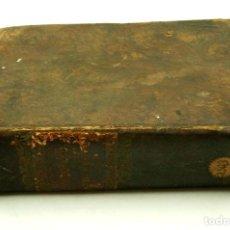Diccionarios antiguos: DICCIONARIO CATALÁN-CASTELLANO, 1839, IMPRENTA Y LIBRERÍA PABLO RIERA, BARCELONA. 10,5X15,7CM. Lote 102345547