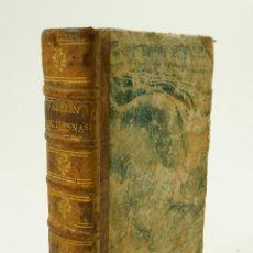 Diccionarios antiguos: DICTIONNAIRE DES NOUVELLES DÉCOUVERTES FAITES EN PHYSIQUE, 1787, HENRI PAULIAN. 13X20. Lote 103472403