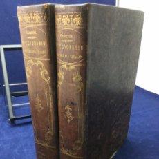 Diccionarios antiguos: NOVÍSIMO DICCIONARIO DE LA LENGUA CASTELLANA CON LA CORRESPONDENCIA CATALANA. 1866-1867. Lote 104175559