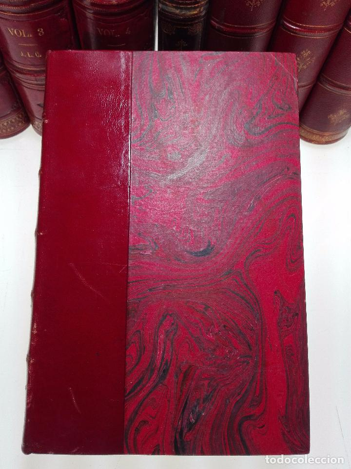 Diccionarios antiguos: DICCIONARIO DE BIBLIOGRAFÍA AGRONÓMICA Y DE TODA CLASE DE ESCRITOS RELACIONADOS CON LA AGRICULTURA - - Foto 2 - 104595339