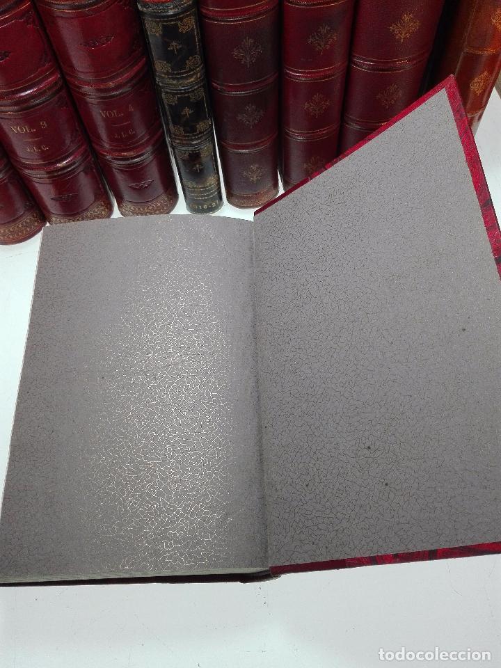 Diccionarios antiguos: DICCIONARIO DE BIBLIOGRAFÍA AGRONÓMICA Y DE TODA CLASE DE ESCRITOS RELACIONADOS CON LA AGRICULTURA - - Foto 6 - 104595339