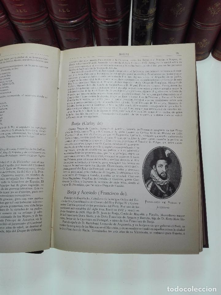 Diccionarios antiguos: DICCIONARIO BIOGRÁFICO MATRITENSE - LUIS BALLESTEROS ROBLES - EDIT. EXCMO. AYUNTAMIENTO - 1912 - - Foto 5 - 104883427
