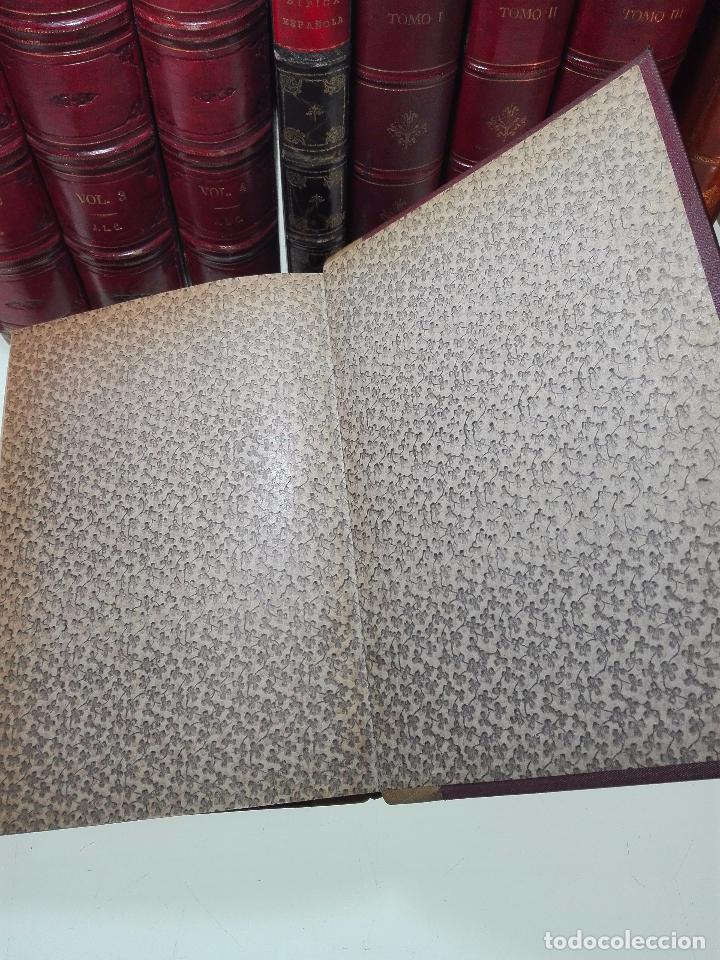 Diccionarios antiguos: DICCIONARIO BIOGRÁFICO MATRITENSE - LUIS BALLESTEROS ROBLES - EDIT. EXCMO. AYUNTAMIENTO - 1912 - - Foto 6 - 104883427