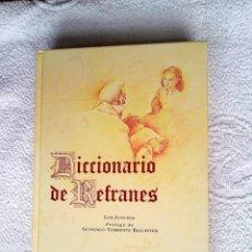 Diccionarios antiguos: DICCIONARIO DE REFRANES.. Lote 107721543