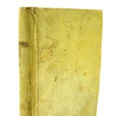 Diccionarios antiguos: NUEVO MÉTODO DE GRAMÁTICA CASTELLANA, JAIME COSTA DE VALL, 1830, BARCELONA. 11X15CM. Lote 107961771