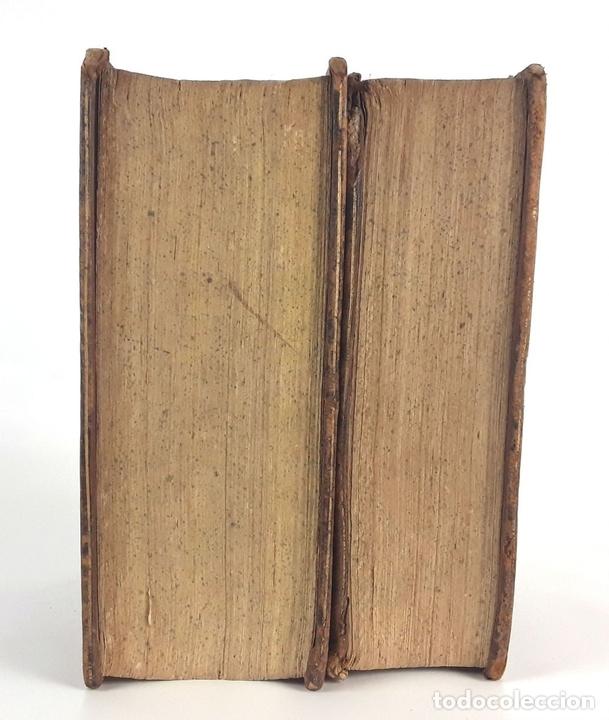 Diccionarios antiguos: DICCIONARIO ESPAÑOL-FRANCÉS. 2 TOMOS. 1820. M.NUÑEZ DE TABOADA. - Foto 4 - 222722675