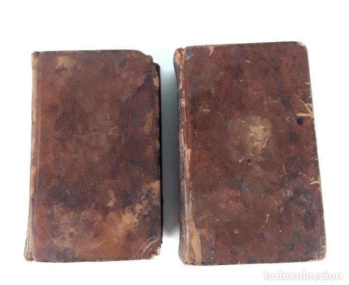 Diccionarios antiguos: DICCIONARIO ESPAÑOL-FRANCÉS. 2 TOMOS. 1820. M.NUÑEZ DE TABOADA. - Foto 5 - 222722675