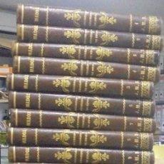 Diccionarios antiguos: DICCIONARIO GEOGRAFICO-ESTADISTICO-HISTORICO DE ESPAÑA. 16 TOMOS. MADRID. 1850. MUY BUEN ESTADO. VER. Lote 109450859