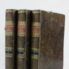 Diccionarios antiguos: NUEVO DICCIONARIO DE LAS LENGUAS ESPAÑOLA, FRANCESA Y LATINA, 1789, F. CORMON, 3 VOL,AMBERES.20X25CM. Lote 110627519