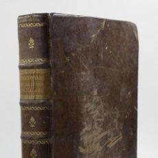 Diccionarios antiguos: DICCIONARIO DE LA LENGUA CASTELLANA, 1817, REAL ACADEMIA ESPAÑOLA, 5ª EDICIÓN, MADRID. 24X32,5CM. Lote 111774839