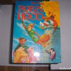 Diccionarios antiguos: ROBIN HOOD. WALT DISNEY. PLANETA DE AGOSTINI 1996. Lote 112231211