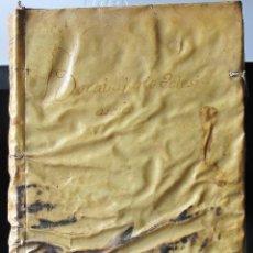 Diccionarios antiguos: VOCABULARIUM, SEU LEXICON ECCLESIASTICUM LATINO-HISPANICUM. MADRID 1728 . Lote 113654063