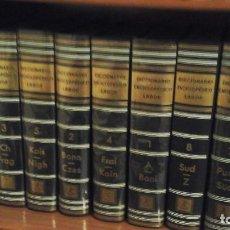Diccionarios antiguos: DICCIONARIO ENCICLOPÉDICO LABOR , 8 TOMOS . 1ª EDICIÓN FEBRERO 1968. Lote 116396339