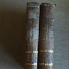 Diccionarios antiguos: SYNONYMES FRANÇOIS. TOMES PREMIER & SECOND / 1767. Lote 43931637