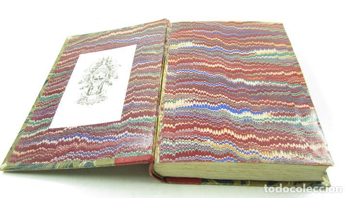 Diccionarios antiguos: Diccionario geográfico-histórico de la España antigua, 1835, 2 vol, M. Cortés, Madrid. 16x21,5cm - Foto 5 - 118241583